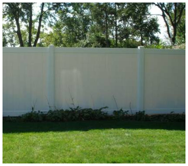 Vinyl Fence in Arlington Heights, IL